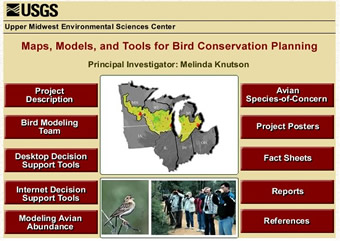 Maps, Models, and Tools for Bird Conservation Planning